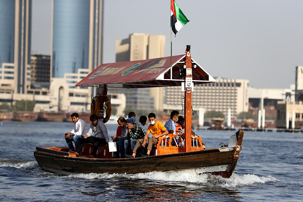 Dubai Creek「The UAE Adjusts To Life Under The Coronavirus Pandemic」:写真・画像(16)[壁紙.com]