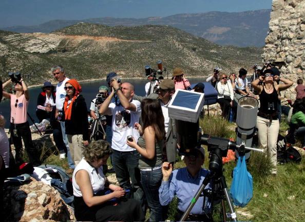 Annular Solar Eclipse「Total Eclipse Of The Sun」:写真・画像(5)[壁紙.com]