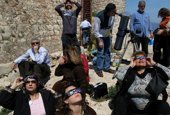 Annular Solar Eclipse「Total Eclipse Of The Sun」:写真・画像(7)[壁紙.com]