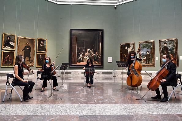Madrid「'El Prado' Museum Reopens In Madrid」:写真・画像(8)[壁紙.com]