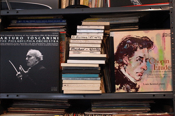 Classical Music「Classical Vinyl」:写真・画像(15)[壁紙.com]