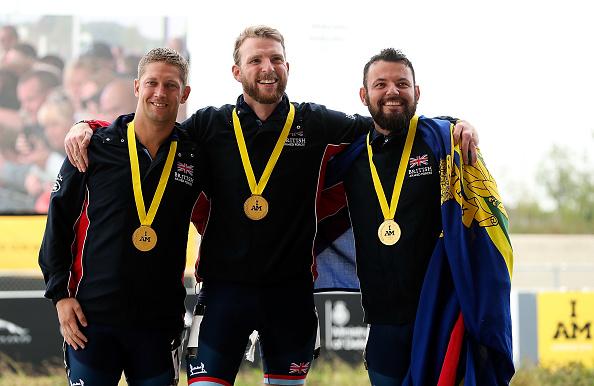 Medalist「Invictus Games - Day Three - Road Cycling」:写真・画像(1)[壁紙.com]