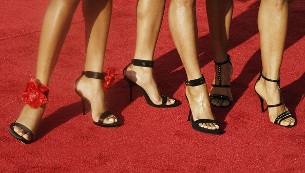 High Heels「The 18th Annual Soul Train Music Awards - Arrivals」:写真・画像(12)[壁紙.com]