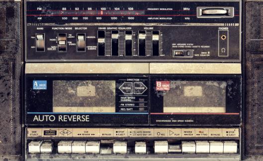 Electrical Equipment「Ghetto Blaster」:スマホ壁紙(3)