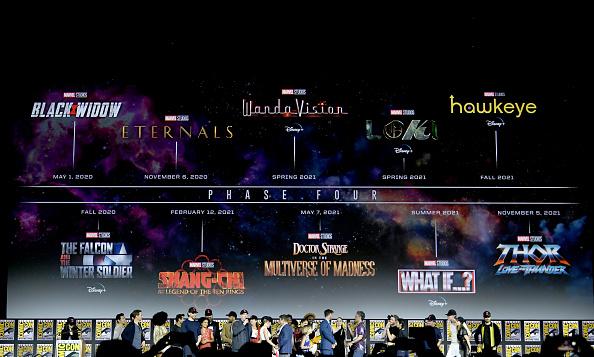 Comic con「2019 Comic-Con International - Marvel Studios Panel」:写真・画像(2)[壁紙.com]