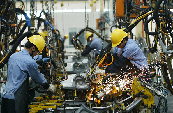 "Economy「Haikou Factory Produces ""Family"" Cars As Market Grows」:写真・画像(9)[壁紙.com]"