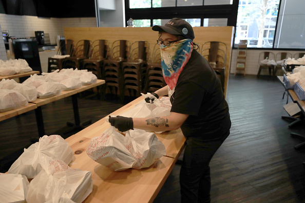 Sam Greenwood「Feeding Northeast Florida Delivers Meals To Senior Care Facilities In Jacksonville」:写真・画像(16)[壁紙.com]