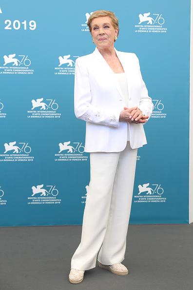 Venice International Film Festival「Julie Andrews Golden Lion Award Photocall - The 76th Venice Film Festival」:写真・画像(10)[壁紙.com]