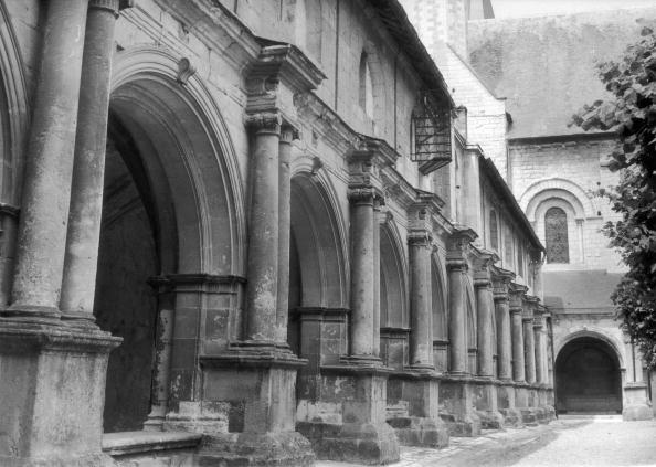 Place of Worship「Fontevrault Abbey」:写真・画像(9)[壁紙.com]