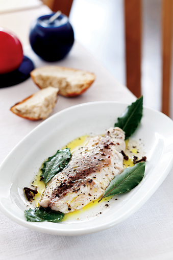 Bay Leaf「Closeup photograph of white fish,marinated fish, Fillet,marinated, Sea Bass,」:スマホ壁紙(10)