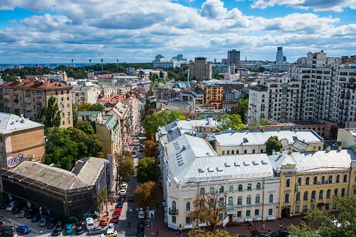 Ukraine「Ukraine, Kiev, cityscape」:スマホ壁紙(14)