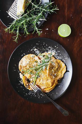 Tortellini「Mushroom Ravioli with parmesan」:スマホ壁紙(15)