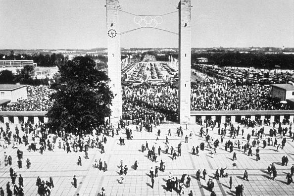 オリンピック「Olympic Crowds」:写真・画像(0)[壁紙.com]