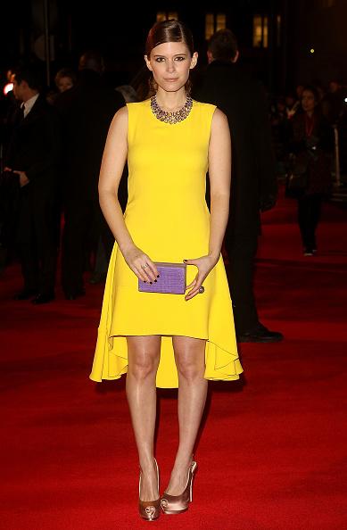 Yellow Dress「Netflix House Of Cards - Red Carpet Premiere」:写真・画像(15)[壁紙.com]