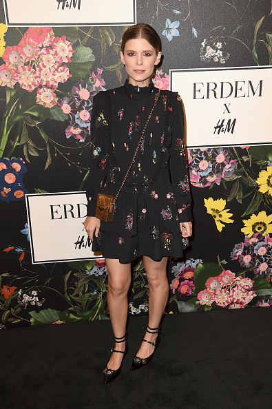 Mini Bag「H&M x ERDEM Runway Show & Party - Arrivals」:写真・画像(15)[壁紙.com]