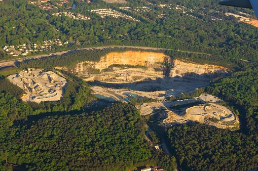 Hartsfield-Jackson Atlanta International Airport「Atlanta quarry.」:スマホ壁紙(4)