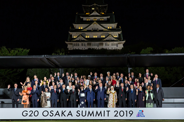 Leadership「Osaka Hosts The G20 Summit - Day One」:写真・画像(8)[壁紙.com]