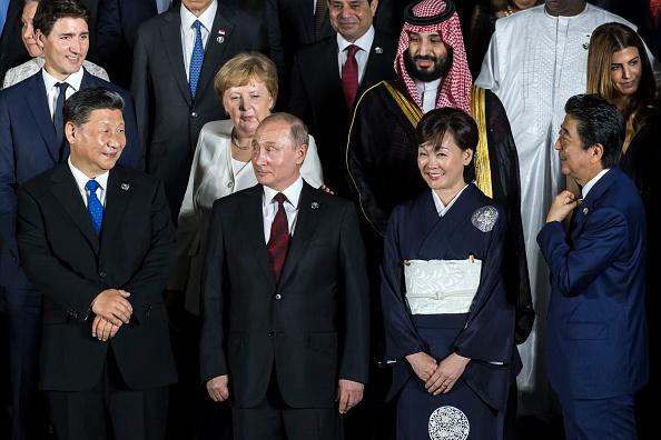 Leadership「Osaka Hosts The G20 Summit - Day One」:写真・画像(14)[壁紙.com]