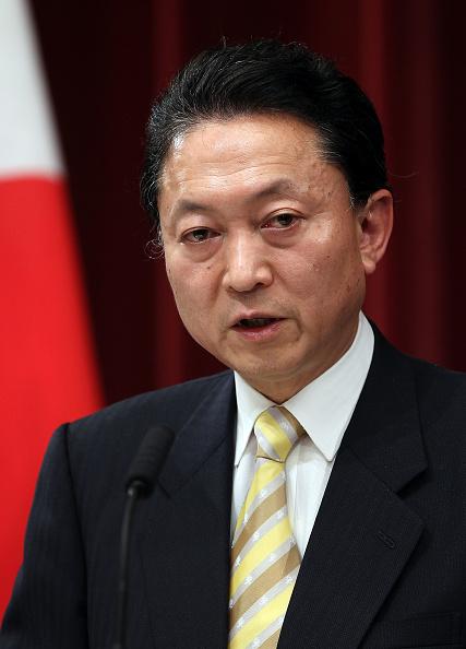 Corporate Business「Japan's Prime Minister Yukio Hatoyama Unveils Record Budget」:写真・画像(1)[壁紙.com]