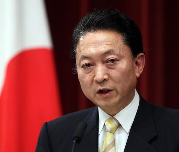Corporate Business「Japan's Prime Minister Yukio Hatoyama Unveils Record Budget」:写真・画像(2)[壁紙.com]