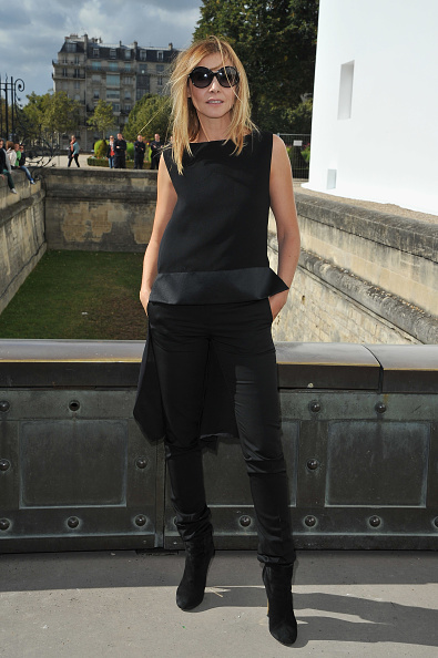 Blouse「Christian Dior: Arrivals - Paris Fashion Week Womenswear Spring / Summer 2013」:写真・画像(2)[壁紙.com]
