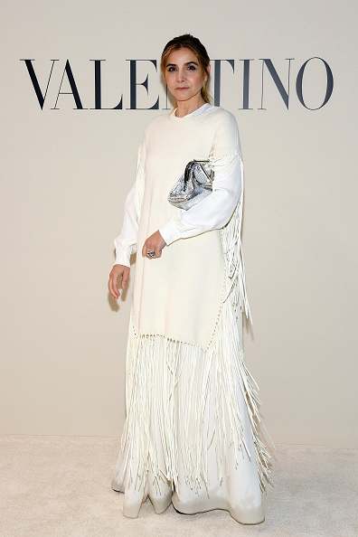 Womenswear「Valentino : Front Row - Paris Fashion Week Womenswear Fall/Winter 2020/2021」:写真・画像(2)[壁紙.com]