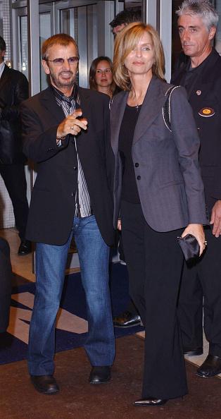Steve Finn「Ringo Starr and Barbara Bach」:写真・画像(12)[壁紙.com]