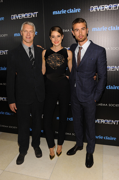 """Elie Saab - Designer Label「Marie Claire & The Cinema Society Host A Screening Of Summit Entertainment's """"Divergent"""" - Inside Arrivals」:写真・画像(6)[壁紙.com]"""