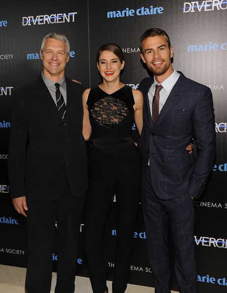 """Elie Saab - Designer Label「Marie Claire & The Cinema Society Host A Screening Of Summit Entertainment's """"Divergent"""" - Inside Arrivals」:写真・画像(3)[壁紙.com]"""