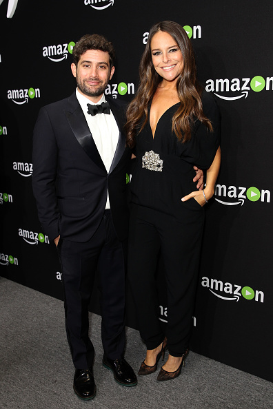Hands In Pockets「Amazon's Golden Globes Celebration」:写真・画像(4)[壁紙.com]