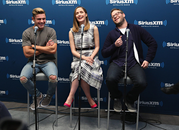 Rose Byrne「SiriusXM's 'Town Hall' With The Cast Of 'Neighbors 2'」:写真・画像(0)[壁紙.com]