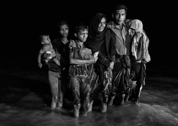 Bangladesh「Rohingya Refugees Flee Into Bangladesh to Escape Ethnic Cleansing」:写真・画像(15)[壁紙.com]