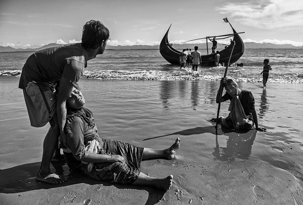 Rohingya Culture「Rohingya Refugees Flee Into Bangladesh to Escape Ethnic Cleansing」:写真・画像(15)[壁紙.com]