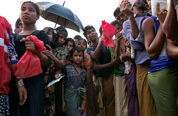 Refugee「Inside Rohingya Refugee Camps As Myanmar Faces Charges Of Genocide」:写真・画像(0)[壁紙.com]