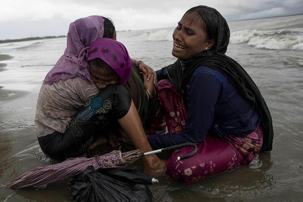 Dan Kitwood「Rohingya Refugees Flood Into Bangladesh」:写真・画像(5)[壁紙.com]