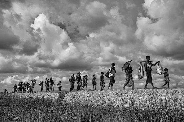 Bangladesh「Rohingya Refugees Flee Into Bangladesh to Escape Ethnic Cleansing」:写真・画像(16)[壁紙.com]