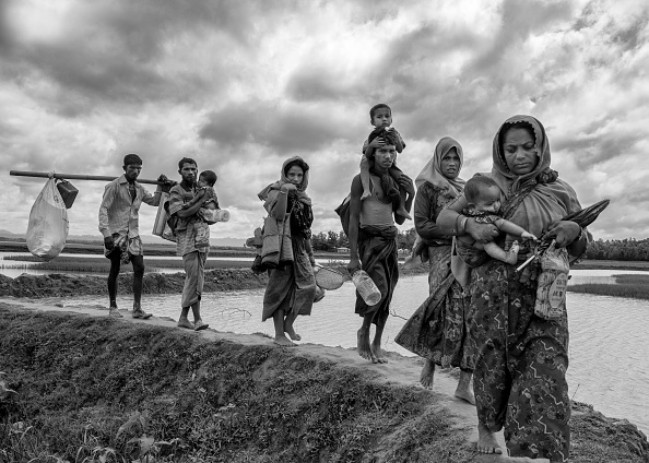 ID Card「Rohingya Refugees Flee Into Bangladesh to Escape Ethnic Cleansing」:写真・画像(12)[壁紙.com]
