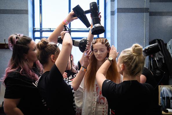ロンドンファッションウィーク「London Fashion Week - The Bigger Picture」:写真・画像(10)[壁紙.com]