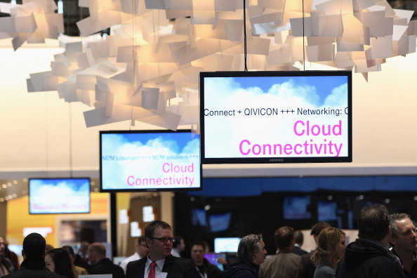 Cloud Computing「CeBIT 2012 Technology Trade Fair」:写真・画像(12)[壁紙.com]