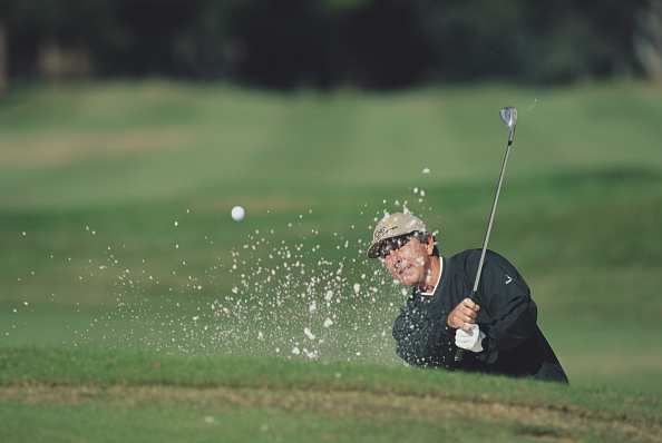 Sand Trap「Senior Tour Championship」:写真・画像(10)[壁紙.com]