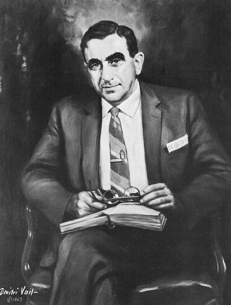 Vitality「Portrait Of Physicist Edward Teller 」:写真・画像(13)[壁紙.com]