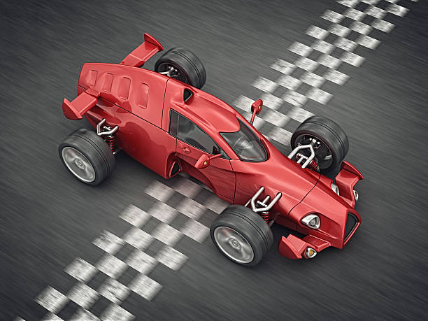 race car on finish line:スマホ壁紙(壁紙.com)
