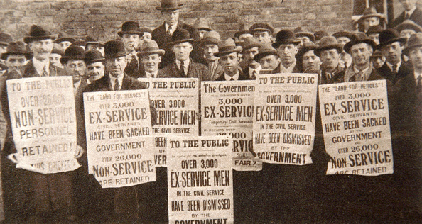 Tranquility「Peaceful Demonstration Regarding The Treatment Of British Ex-Servicemen 1923」:写真・画像(19)[壁紙.com]