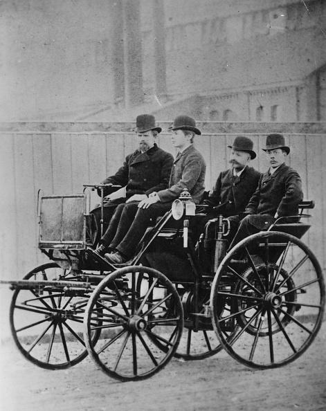 ダイムラーAG「Daimler Car」:写真・画像(12)[壁紙.com]