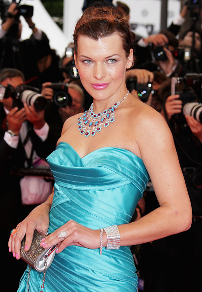 Necklace「Cannes 2008: Palme d'Or Closing Ceremony - Arrivals」:写真・画像(1)[壁紙.com]