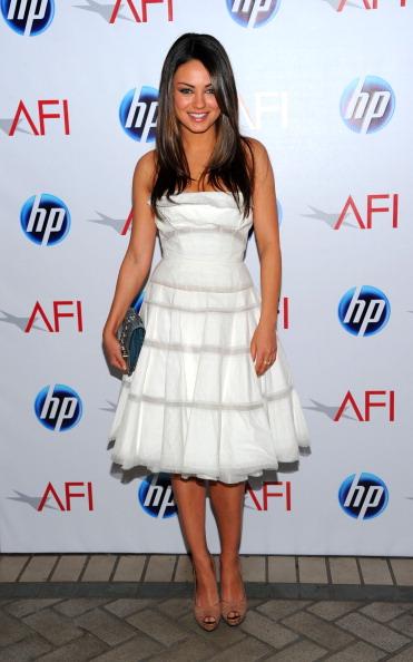 Strapless Dress「Eleventh Annual AFI Awards - Arrivals」:写真・画像(17)[壁紙.com]