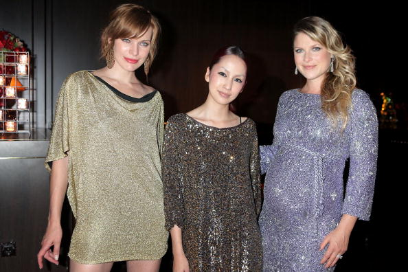 中島 美嘉「'Resident Evil: Afterlife' Japan After Party」:写真・画像(16)[壁紙.com]