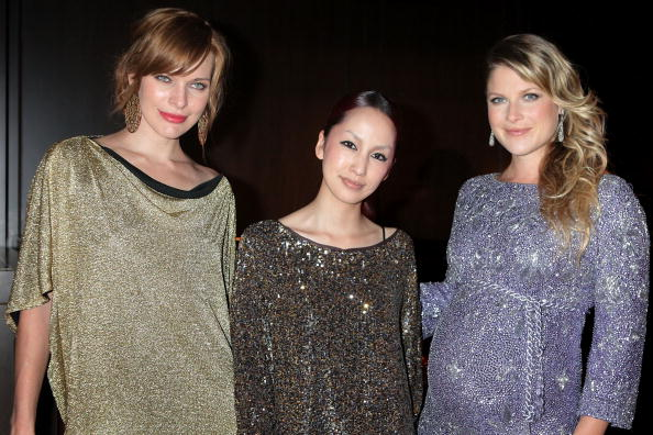 中島 美嘉「'Resident Evil: Afterlife' Japan After Party」:写真・画像(7)[壁紙.com]