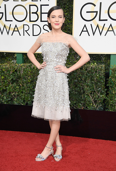 Golden Globe Award「74th Annual Golden Globe Awards - Arrivals」:写真・画像(10)[壁紙.com]