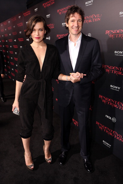 ミラ・ジョヴォヴィッチ「Premiere Of Screen Gems' 'Resident Evil: Retribution' - Red Carpet」:写真・画像(5)[壁紙.com]